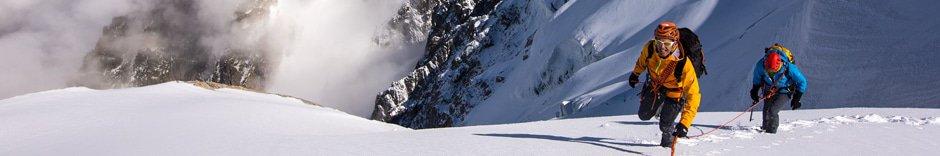 Botas y Raquetas de nieve