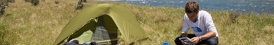 Guías de camping