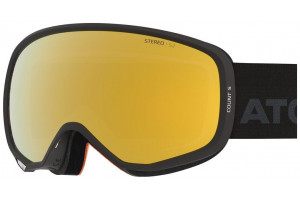 Black (Lens: Yellow Stereo)-swatch